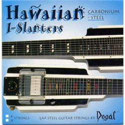 LAP-STEEL HAWAIIAN GUITAR